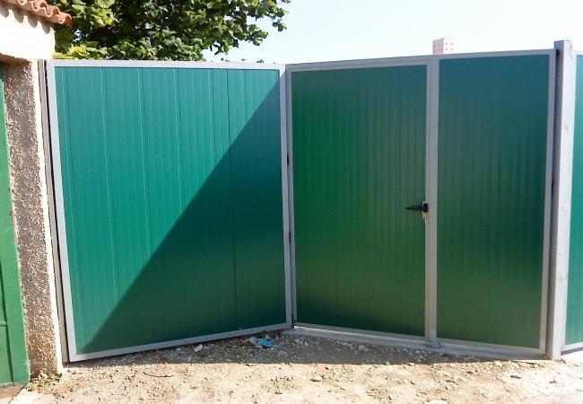 Puertas Para Baño San Jose:Trabajos de Carpintería en Hierro y Aluminio